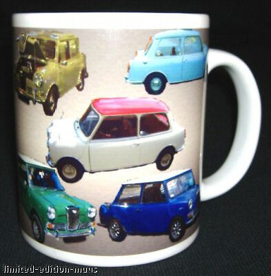 WOLSELEY SIX 18//85 LANDCRAB CLASSIC COLLECTORS CAR MUG.