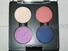 NIB MAC Eyeshadow x 4 Quad/Palette~ ROSE IS A ROSE ~ w Solar White ~Full Size