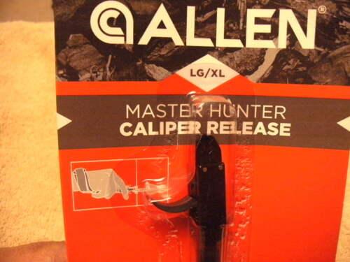 Allen Master Hunter Caliper Hunter  Release Lg//Xlg New in Package