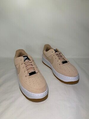 "Nike Air Force 1 Sage Low ""Bio Beige"" Women's Size 8.5 BIO BEIGEBIO AR5339 203 193151616715 
