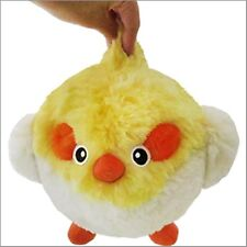 """SQUISHABLE Cockatiel 7"""" stuffed animal LIMITED EDITION Hand numbered NEW"""