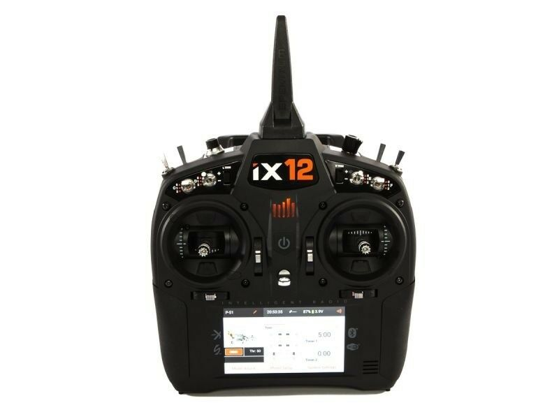 Spektrum ix12 12 canali telecomando 2,4ghz DSMX singola radio  spmr 12000eu