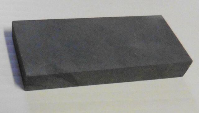 "Black Hard Ark 3 1//2/""X1 5//8/""X1//2/"" Sharpening Stone,Natural Oilstone,Whetstone"