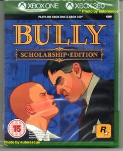 Details about Bully Scholarship Edition *XBOX ONE and 360 compatible*
