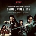 Crouching Tiger Hidden Dragon Sword of Destiny (gatefold Sleeve) 180 GM 2lp B