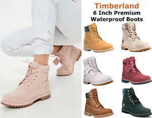 Timberland 6 Inch Premium Waterproof, Stivali Donna