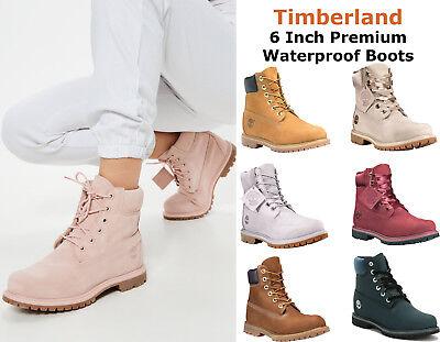 timberland 6 inch premium womens