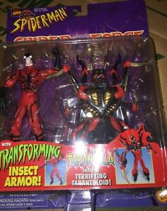 Vintage-Spider-Man-Spider-Force-Tarantula-Action-Figure-Insect-Armor