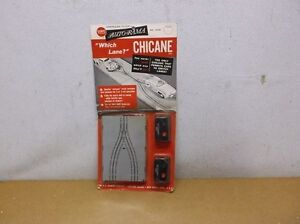 American-Flyer-Auto-Rama-Lane-Switch-Chicane-Piece-NEW