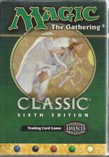 MTG Classic Sixth Edition Starter Deck Magic The Gathering