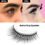 1Pair-3D-Mink-Reusable-Self-Adhesive-Natural-Curly-False-Eyelashes-Extension-New thumbnail 5