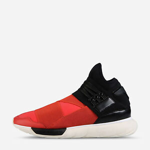 detailed pictures 51546 c764f Image is loading Adidas-Y-3-Yohji-Yamamoto-Qasa-High-S83174-