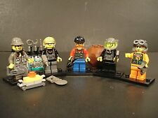 973pag F3 # LEGO FIGURE MINIFIG ROCK RAIDERS 4930