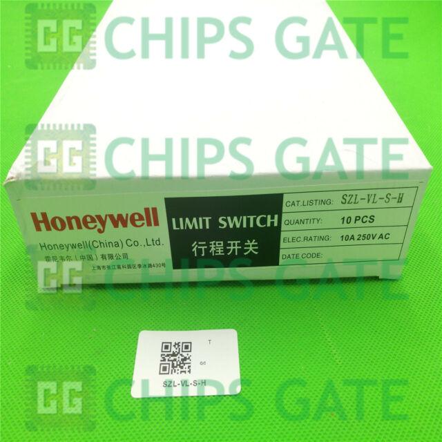 1PCS Brand NEW HONEYWELL Limit Switch SZL-VL-S-H Fast Ship