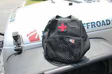 First Aid BAG Only for Roll Bar Great Accessory Jeep Wrangler YJ TJ JK CJ - USA