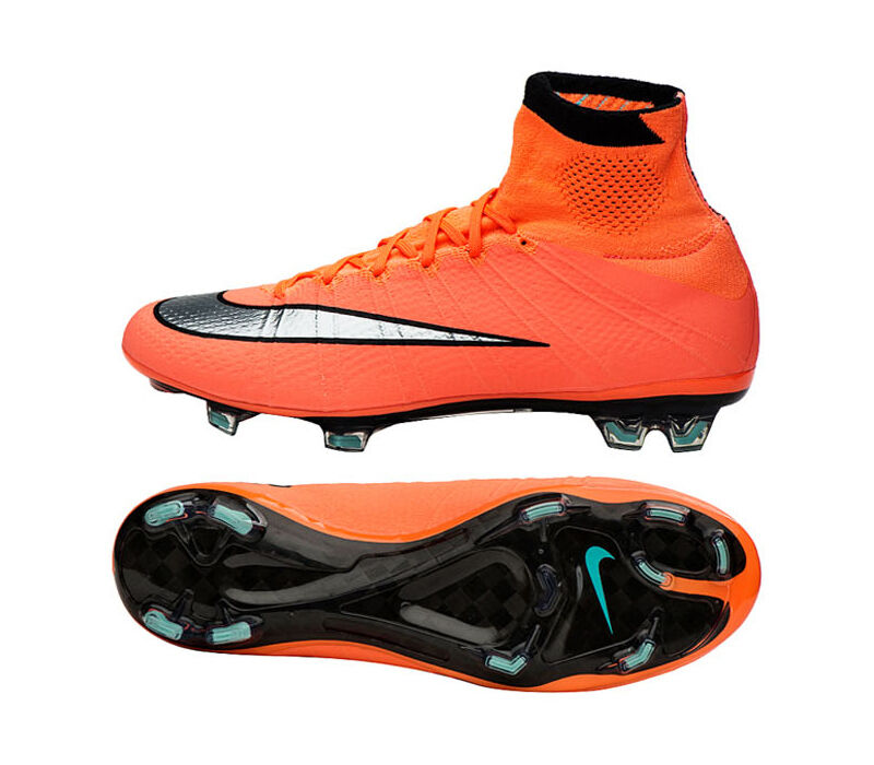 Nike Mercurial Superfly FG (641858-803) Botines De Fútbol Soccer zapatos botas