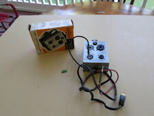 Vintage Kepco Tube Tester Model Kc 9 In Original Box Plugged In Still Turns On