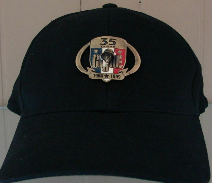 35th Anniversary GI Joe 1964 1999  No.106 of 500 Washington DC AJ Sports Cap