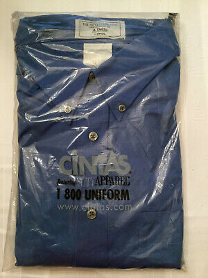 Smart New Clothing, Shoes & Accessories Official Delta Airlines Men's L/s Blue Uniform Shirt 16-34/35 Special Buy Airlines