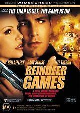 Reindeer-Games-DVD-Thriller-Movie-R4-Ben-Affleck-Charlize-Theron