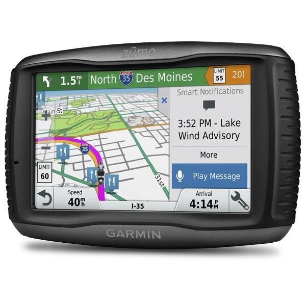 Garmin Zumo 595 Lm,Eu Moto Navegación 12.7cm Pantalla Táctil Mapas Gratis de por