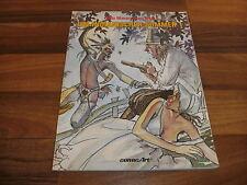 Carlsen Comic Art -- ein INDIANISCHER SOMMER  # 1 // von Manara+Pratt  1987