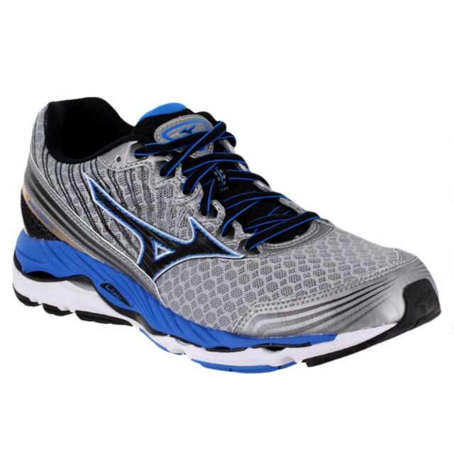 Mizuno Mens Wave Paradox 2 Running Shoes 410690 7D90 Blue
