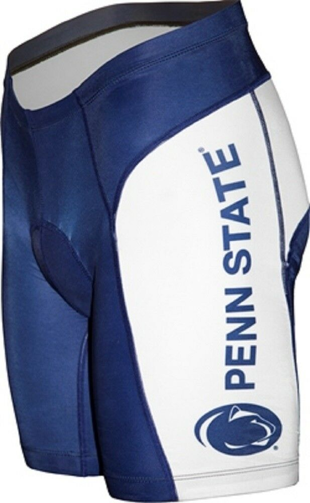 NCAA Men's Adrenaline Promotions Penn State Cycling Shorts