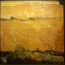 LP DAVID LIEBMAN QUARTET - the opal heart