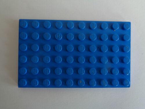 3033 choose color LEGO brique plaque plate platten 6x10