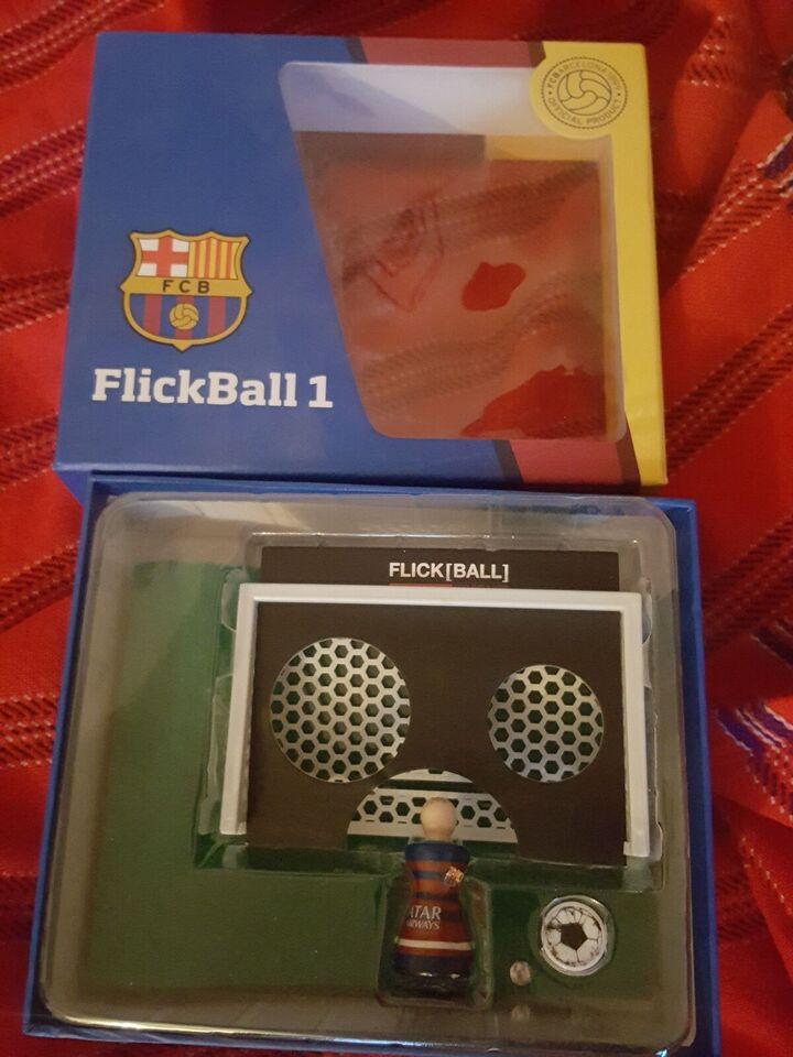 Andet legetøj, Barcelona Flickball, Barcelona Fkickball