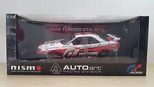 1/18 AUTOart Nissan Skyline GT-R R34 NISMO GRAN TURISMO diecast car model NEW
