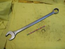 """Made In U.S.A - USED 1-1//2"""" Combination Wrench PROTO 1248 12 Pt"""