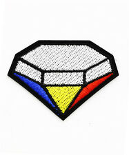 Diamond Dly Clothes pants hat Iron on Embroidered Badge Applique Patches U69
