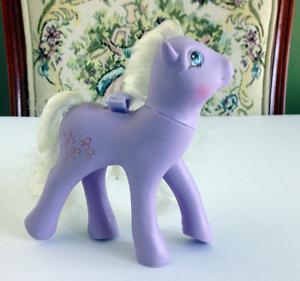 My Little Pony Vintage Forget Me Not Flutter Pony Ebay