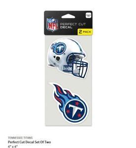 Tennessee-Titans-2-Aufkleber-Helm-Logo-Decal-Badge-Emblem-NFL-Football