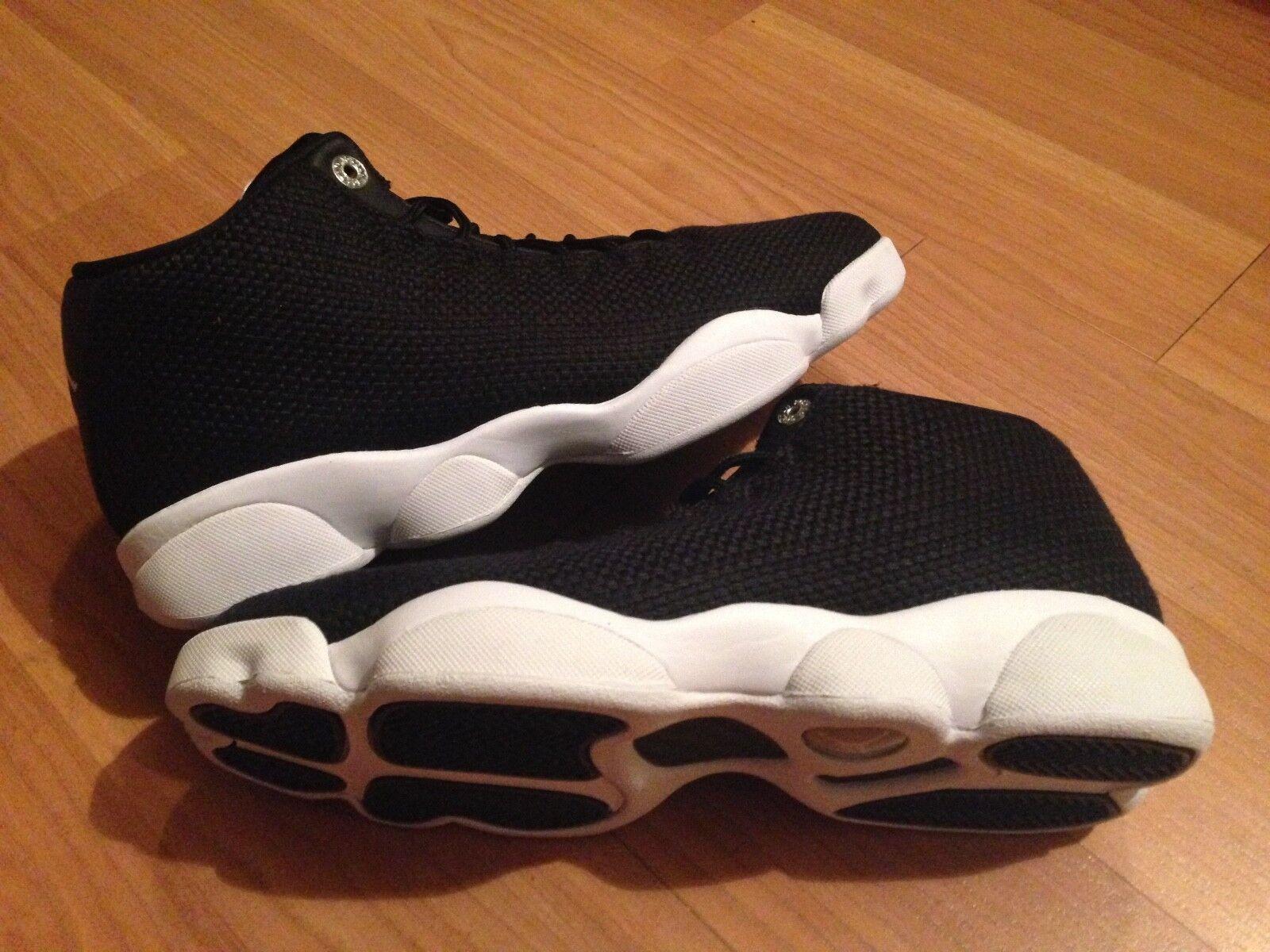 Jordan Horizon LOW Men's Size 8 BASKETBALL SHOES NIB BLACK WHITE 845098 006, NIB SHOES 5e9685