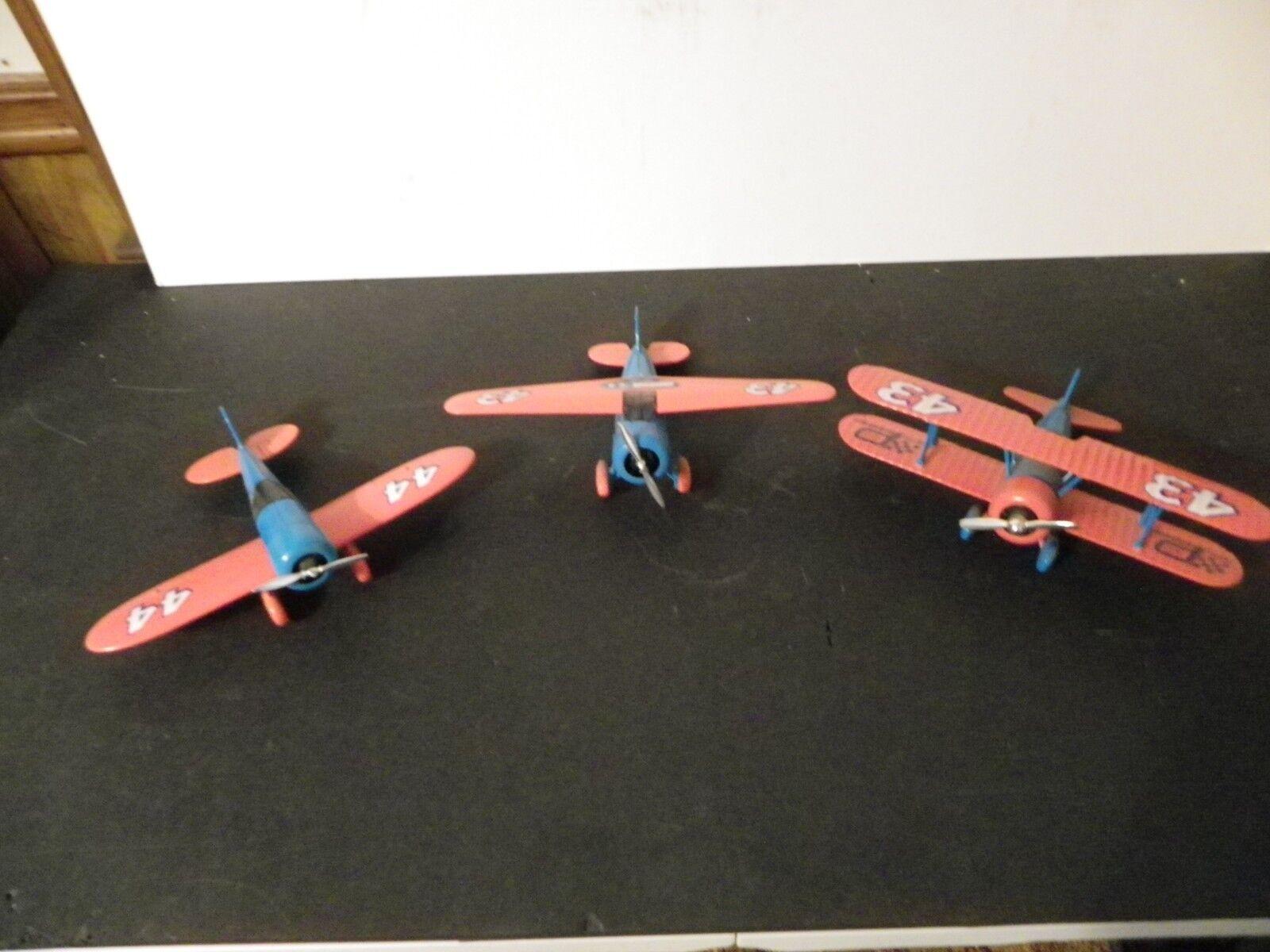 Lot Of Of Of 3 Richard Petty Airplanes 3f8cbd