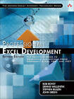 Professional Excel Development: The Definitive Guide to Developing Applications Using Microsoft Excel, VBA, and .NET by Dennis Wallentin, Rob Bovey, John Green, Stephen Bullen (Mixed media product, 2009)