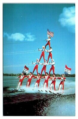RETRO FLORIDA: 1960s Cypress Gardens Postcard in 2020