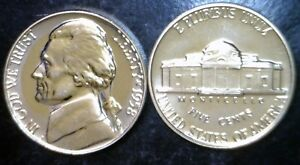 1958-GEM-PROOF-Jefferson-Nickel-SUPERB-Coin-7-of-100-NR-Auctions-NO-RESERVE