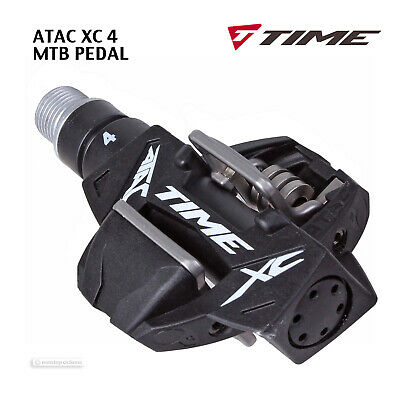 New Time ATAC XC4 MTB Pedals-Free shipping