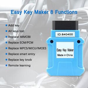 Easy Key Maker Fit For Honda Key Programmer Support All Keys Lost Code Reader