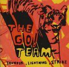 Go Team Thunder Lightning Strike CD 13 Track European Memphis Industries 2005
