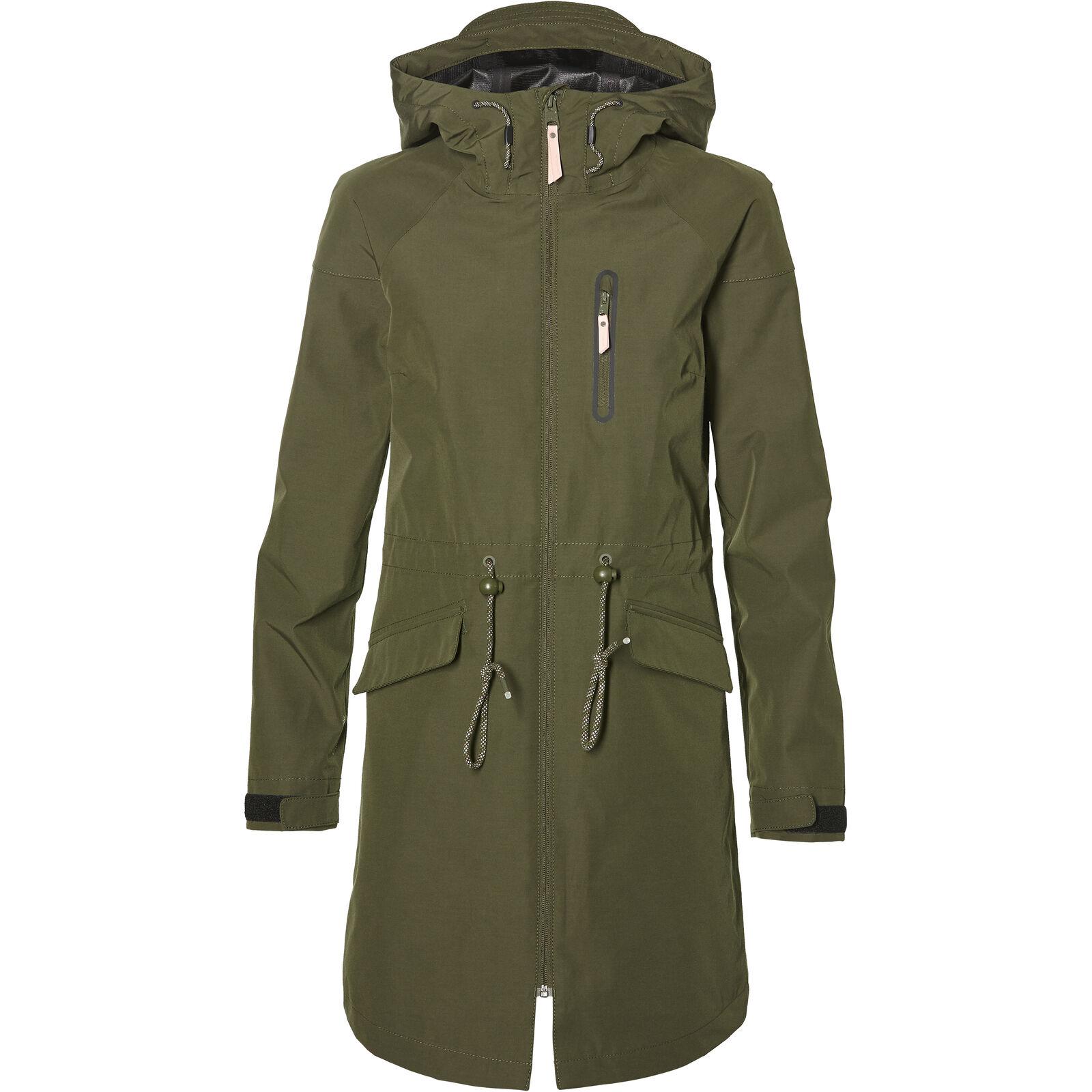 O 'Neill función chaqueta chaqueta LW Storm Chaser Jacket verde oscuro