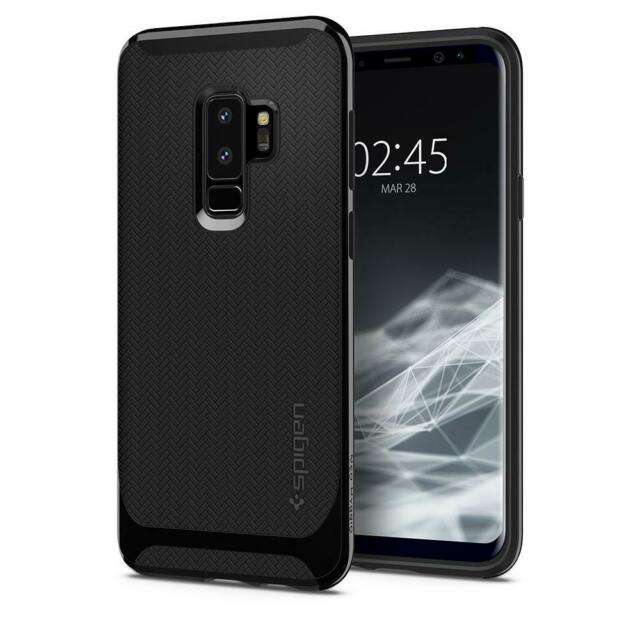huge discount 991ca 829d1 Spigen Samsung Galaxy S8 Neo Hybrid Shockproof Slim Bumper TPU Case Cover