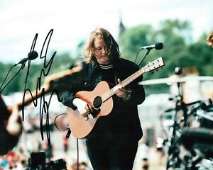 Lewis CAPALDI SIGNED Autograph 10x8 Photo 1 AFTAL COA Scottish Singer Musician