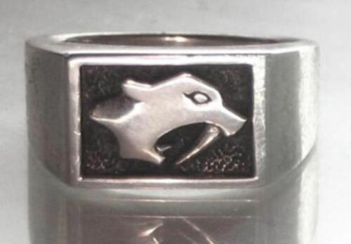 Sterling Silver Nashville Predators Unisex ring SZ from 5 to 13