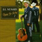 Happy Go Lucky by D.L. Menard (CD, May-2010, Swallow Records)