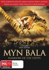 Myn Bala - Warriors Of The Steppe (DVD, 2013)=PAL 4 = SEALED
